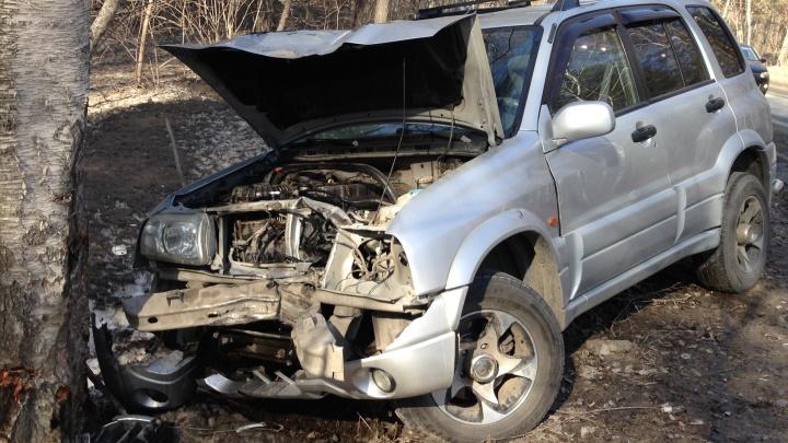 Из колеи в дерево: сибирячка отсудила у мэрии 303 тысячи за разбитую машину