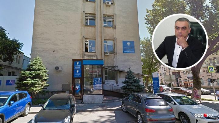 В Ростове осудили экс-начальника налоговой инспекции за махинации на 400 миллионов рублей
