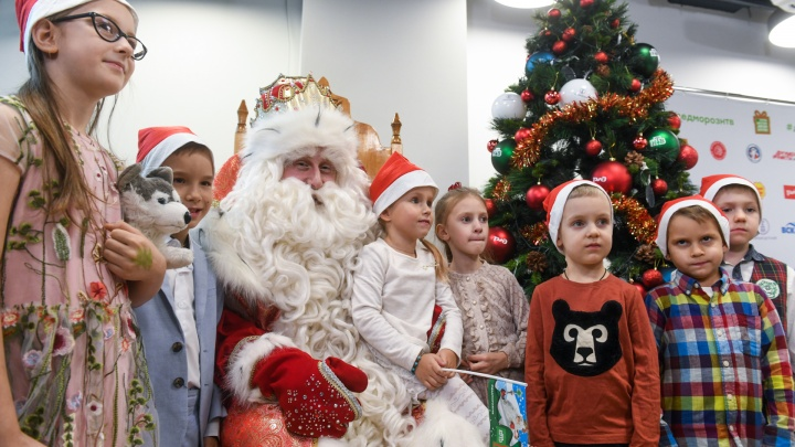 «Теперь хотят электросамокаты»: всероссийский Дед Мороз рассказал, что чаще всего просят дети