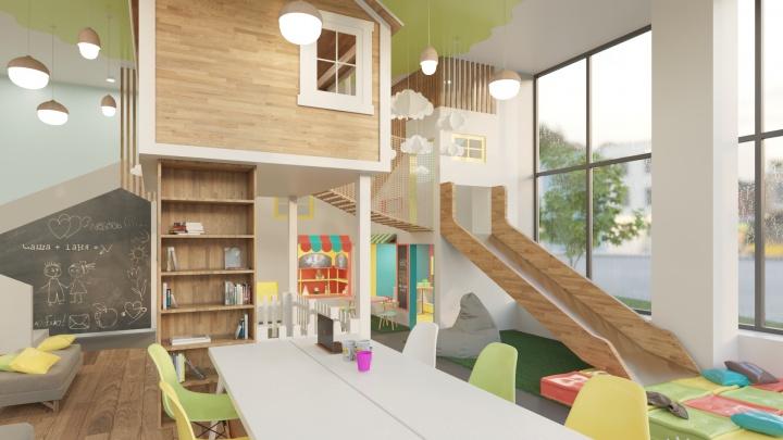 Рай для детей, свобода для взрослых: семейные челябинцы переезжают в жилой комплекс в центре города