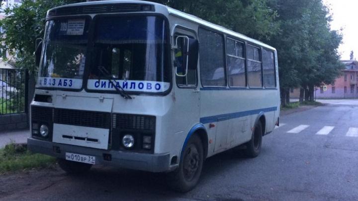 В Уфе задержали пьяного водителя маршрутки