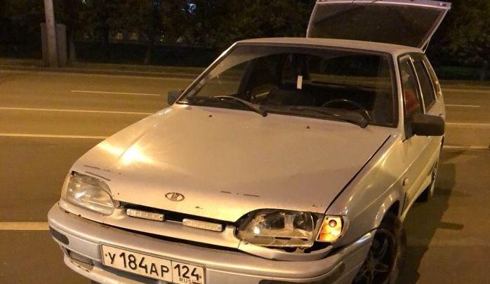 Два человека пострадали в вечерней аварии на Годенко