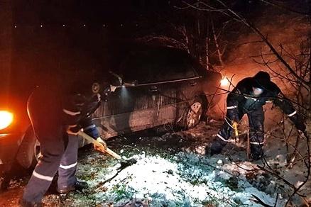 Спасатели Крыма отправились на вызов в 19:35 по местному времени
