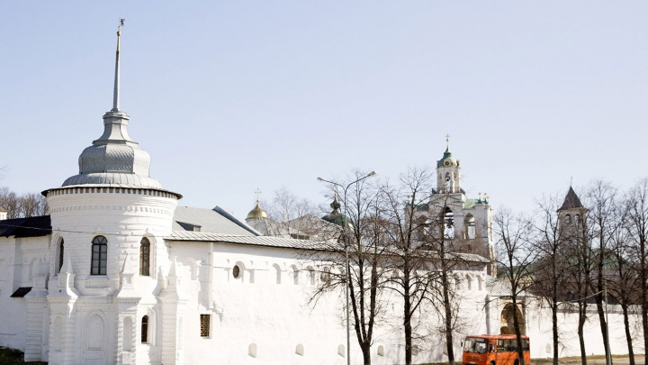 В центре Ярославля ограничат движение, чтобы отпраздновать юбилей Которосльной набережной
