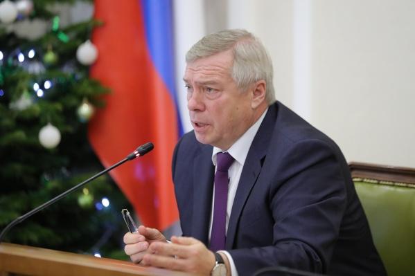 Голубев заявил, что не видит причин такой закон не принимать