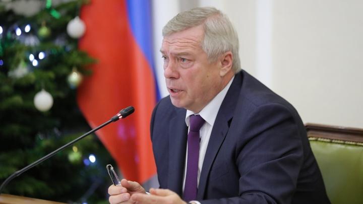 Голубев хочет запретить в Ростовской области снюсы. Он поручил подготовить закон