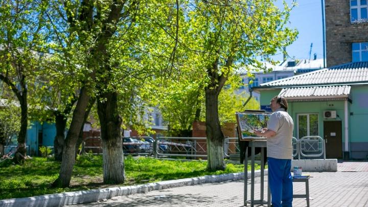 В Красноярск идет длинная рабочая неделя перед чередой выходных