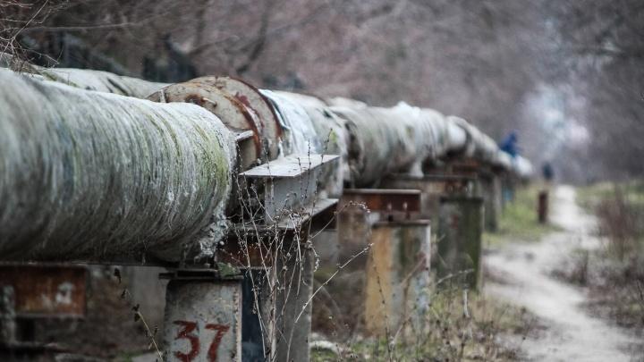 В Ростовской области три тысячи человек остались без воды из-за аварии