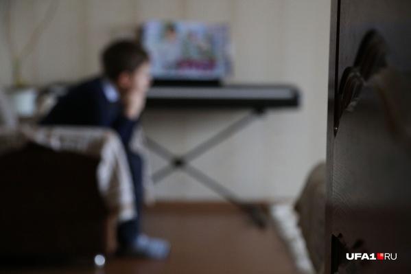 Дети не видели поддержки со стороны родного отца