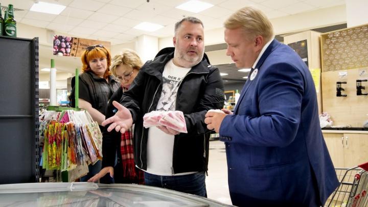 Еда тухла в тепле: в ярославском супермаркете нашли просроченные товары