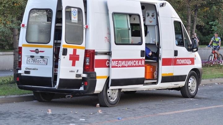 На Ботанике иномарка сбила ребёнка, который переходил дорогу по пешеходному переходу