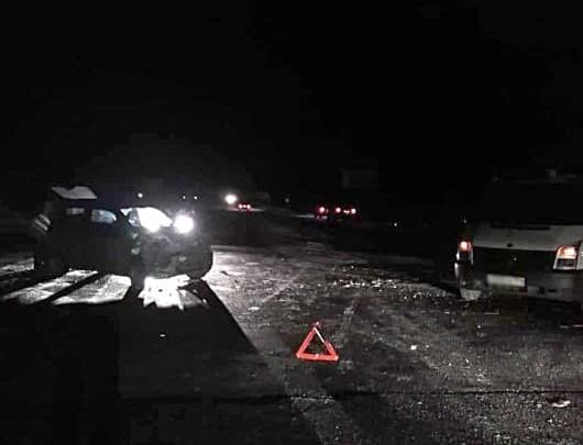 В Башкирии столкнулись Daewoo Matiz и микроавтобус: пострадал 11-летний ребенок