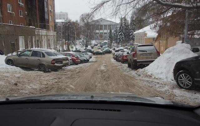 Мэрия Уфы намерена обжаловать решение суда за некачественную уборку снега