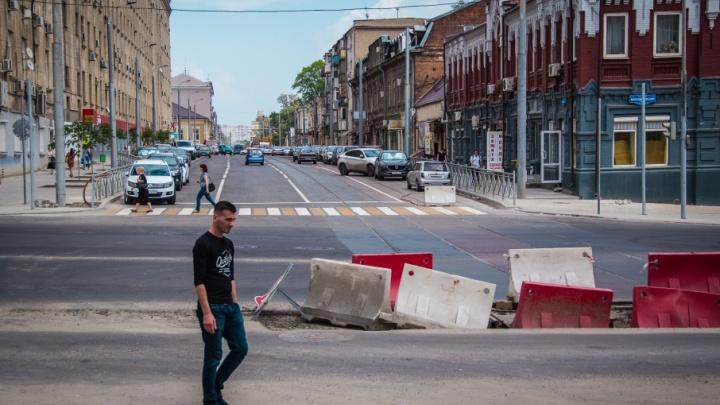 В Ростове во время ЧМ по Станиславского могут пустить автобусы