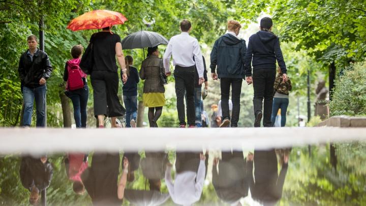 Готовим зонты: ростовчан на выходных ждет похолодание