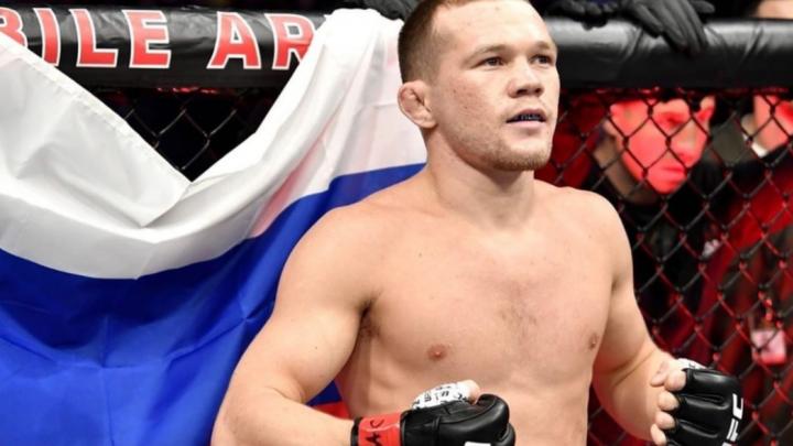 Екатеринбургский боец MMA Петр Ян вошел в тройку лучших бойцов России и СНГ