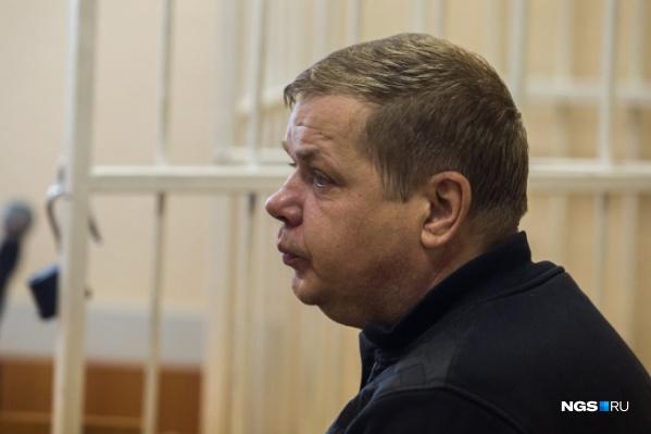 Константина Бубенова обвиняют в гибели коллеги под бетонной плитой на территории троллейбусного депо на Сибиряков-Гвардейцев