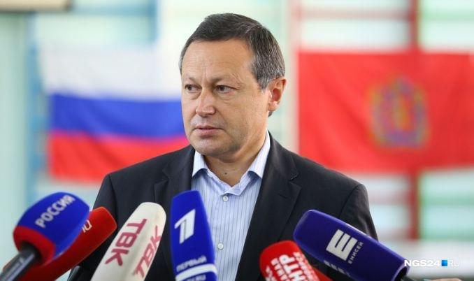 Ректором СибГУ большинством голосов утвержден бывший мэр Красноярска