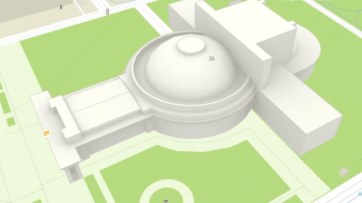 Теперь в 3D: «2ГИС» показал новый дизайн своих карт