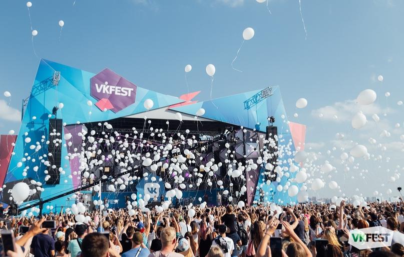 Фестиваль пройдёт в Петербурге в разгар июля