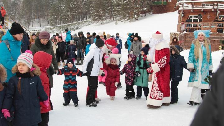 Настоящее путешествие в сказку: «Кулига-Парк» приготовил удивительный тур для школьников