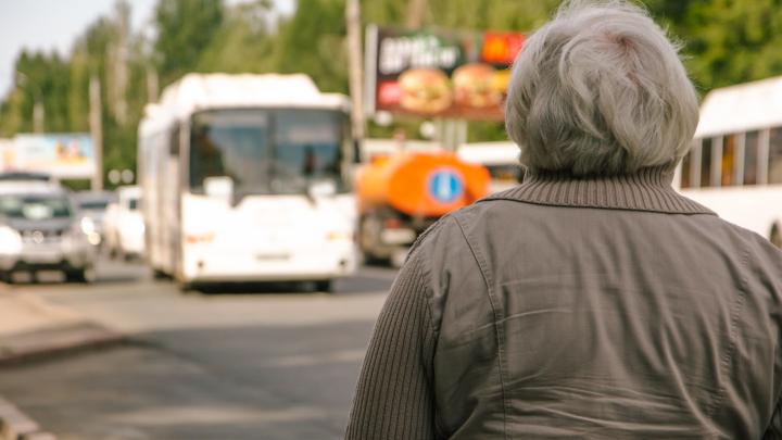 В дептрансе прокомментировали вероятность введения полос для общественного транспорта