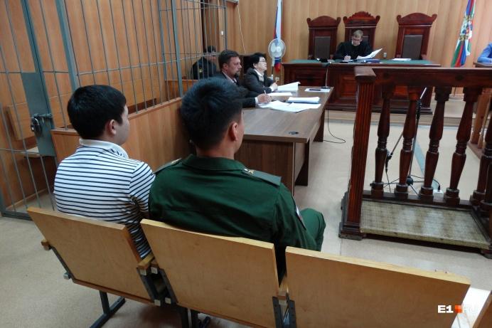 Солдаты, осужденные за гибель Артема Пахотина, не смогли обжаловать приговор