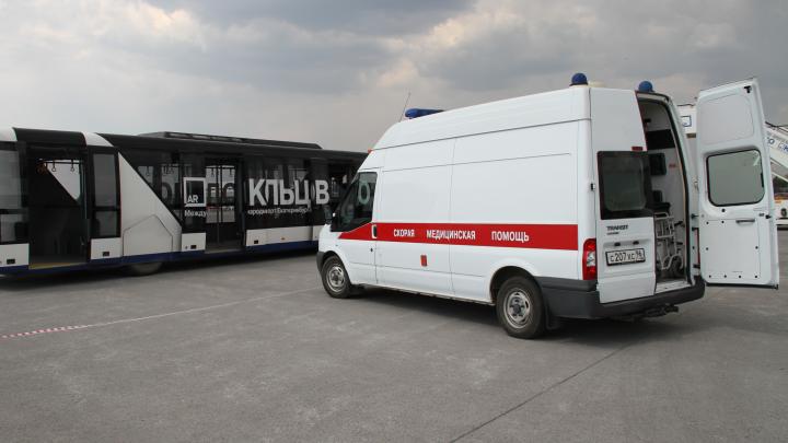 Спецбригады медиков встретят в Кольцово детей, которых в Турции облили горячим маслом