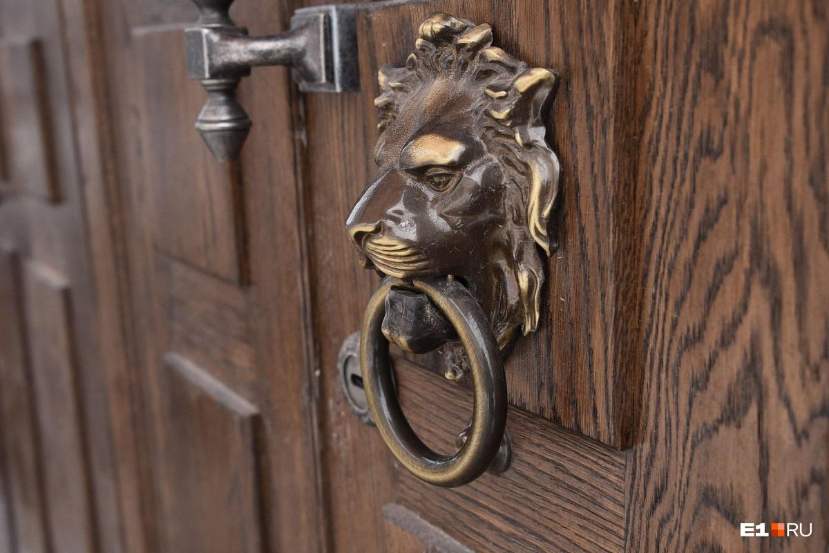 При переделке дома новые владельцы должны были сохранить все детали, представляющие культурную ценность