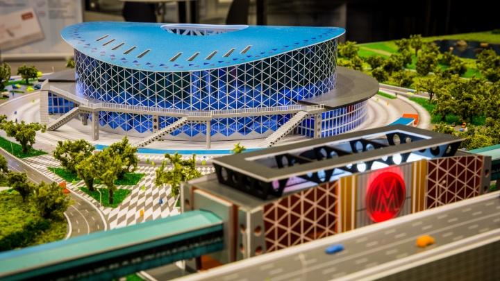 Мэрия Новосибирска назвала источники финансирования станции метро «Спортивная»