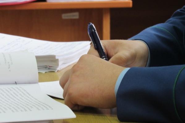 За фальсификацию допроса ныне уволенному следователю грозит семь лет тюрьмы