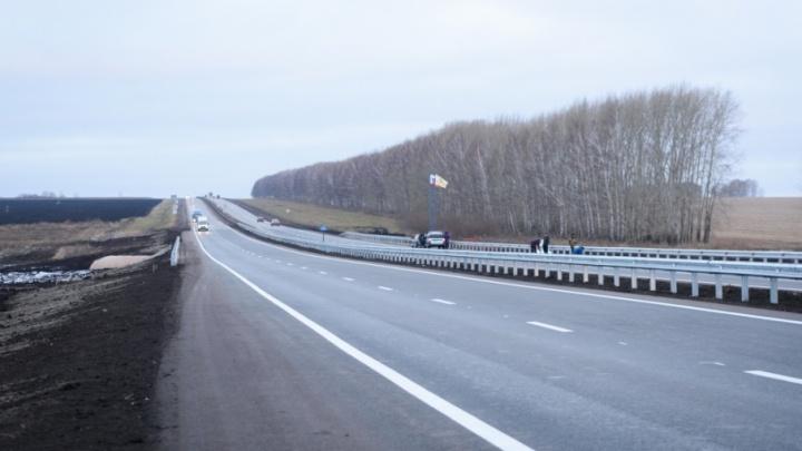 На федеральных трассах Башкирии резко сократилось число аварий