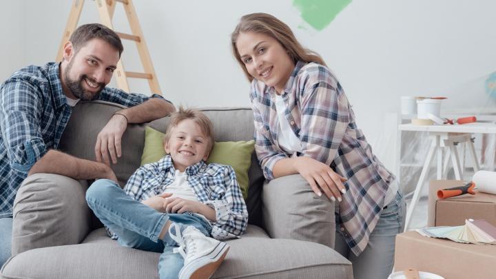 «Когда вас больше трёх»: челябинцам с детьми предложили льготную ипотеку