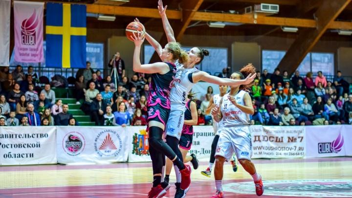 На Дону разработают план развития баскетбола