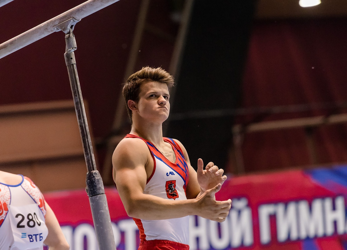 Дмитрий Ланкин входит в сборную страны