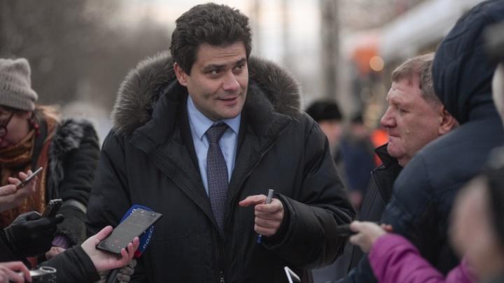 Бедный Высокинский: депутаты передумали в два раза повышать зарплату мэру Екатеринбурга