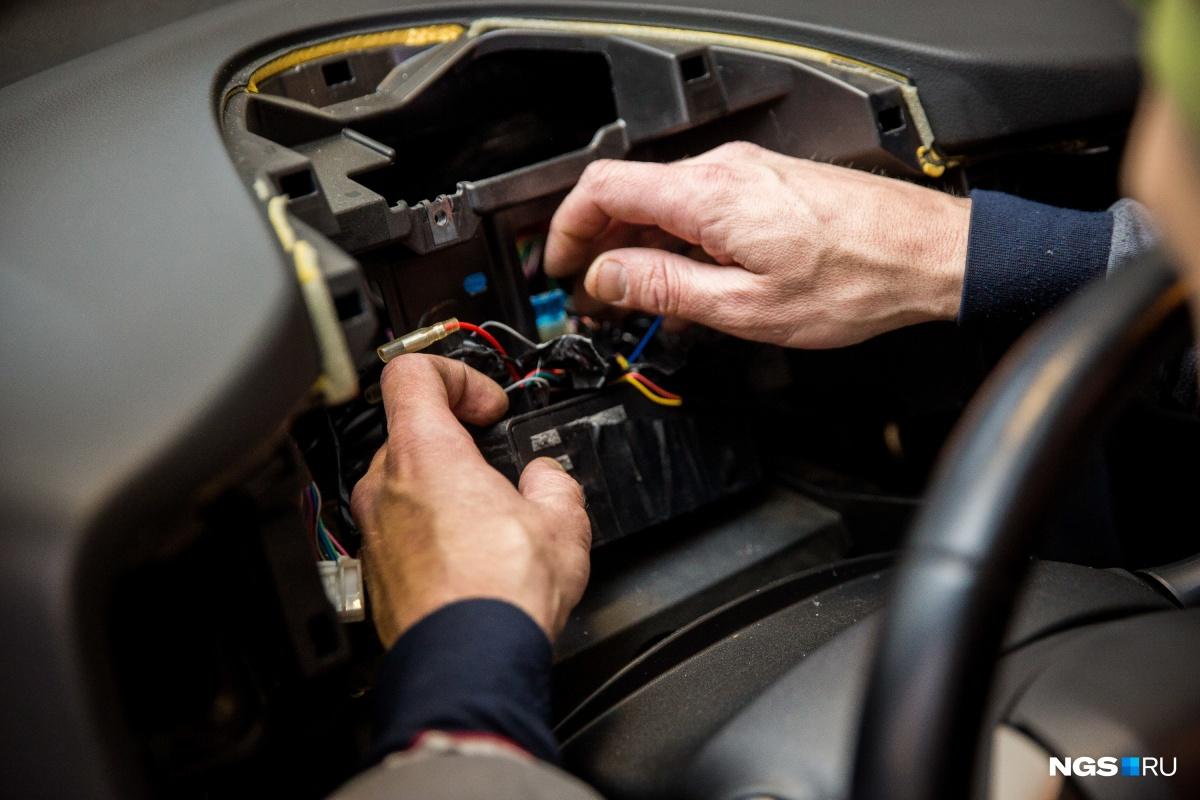 «Угонят — не угонят?»: Mitsubishi Outlander продержался 15 минут в нашем эксперименте