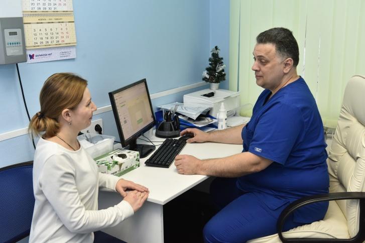 В опыте докторов клиники «Варикоза нет» сомневаться не приходится