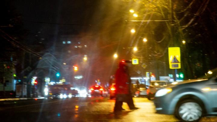 В Заволжском районе Ярославля автомобиль «Ауди» сбил школьника