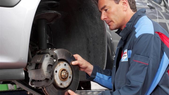 В «Бош Авто Сервис» проверят тормоза и произведут замену шин автомобилей перед холодным сезоном