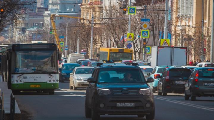 Общественный транспорт запустят из Ростова на новое кладбище