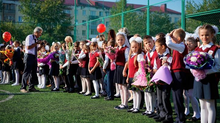 Как Омск отметил 1 сентября: самые яркие моменты Дня знаний