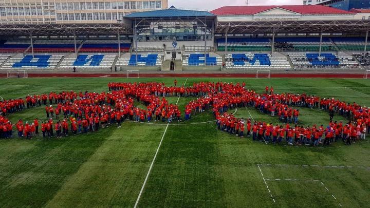 Уфимцы установили мировой рекорд