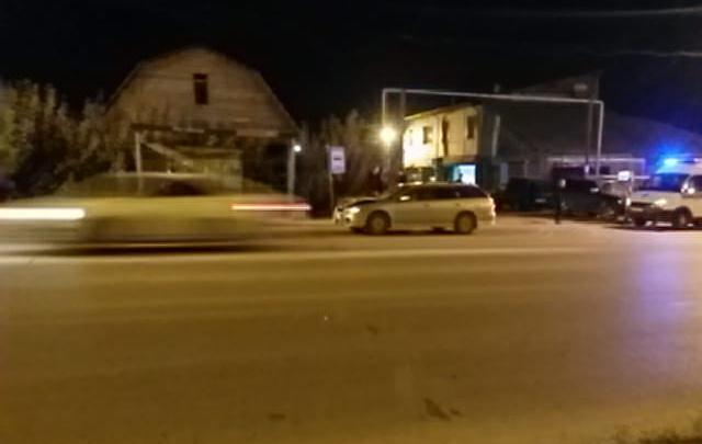 Новосибирец погиб под колёсами иномарки на Героев Революции
