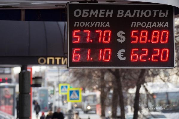В 2018 году рубль может реагироватьна резкие колебания курсов основных мировых валют