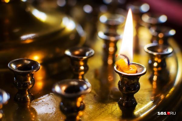 Торжественно огонь внесут вПатриарший Вознесенский войсковой всеказачий собор Новочеркасска