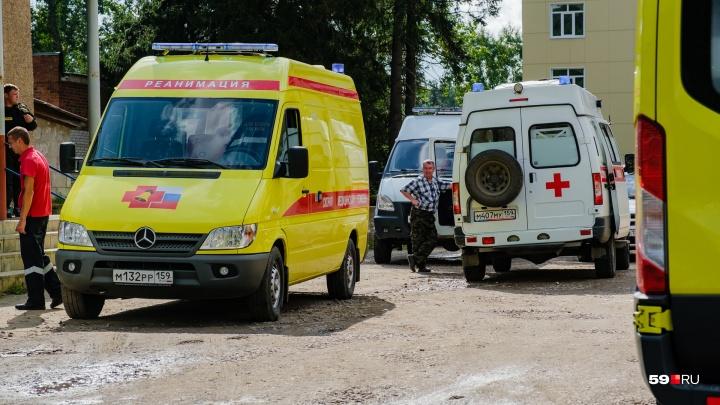 В Прикамье появится семь окружных станций скорой помощи