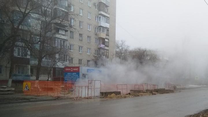 В Волгограде «планово» оставили без горячей воды и тепла 54 многоквартирных дома