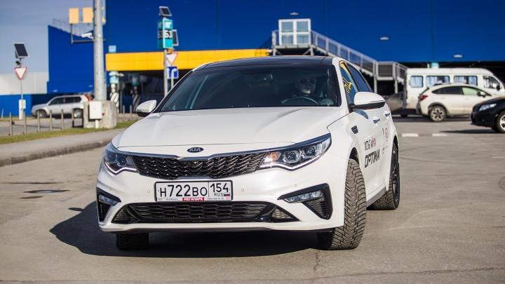 Строителям нового ЛДС купят седан за 1,5 миллиона рублей