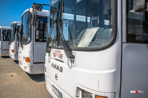 В этом году на дачных перевозках будут работать 29 маршрутов